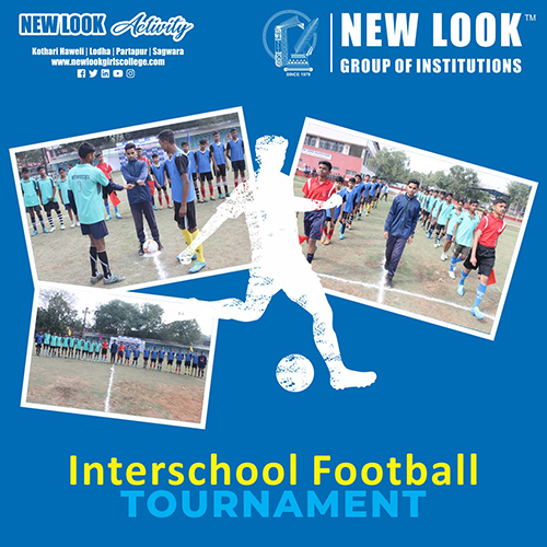 Interschool Football Tournament