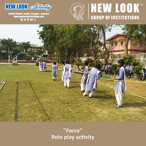 """Force"" Role play activity"