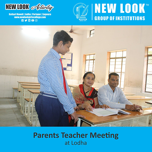 Parents Teacher Meeting at Lodha