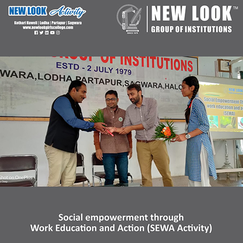 Social empowerment through Work Education and Action