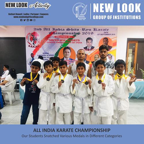 ALL INDIA KARATE CHAMPIONSHIP