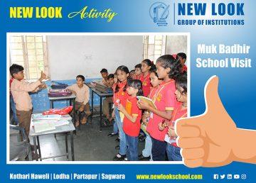 Muk Badhir School Visit