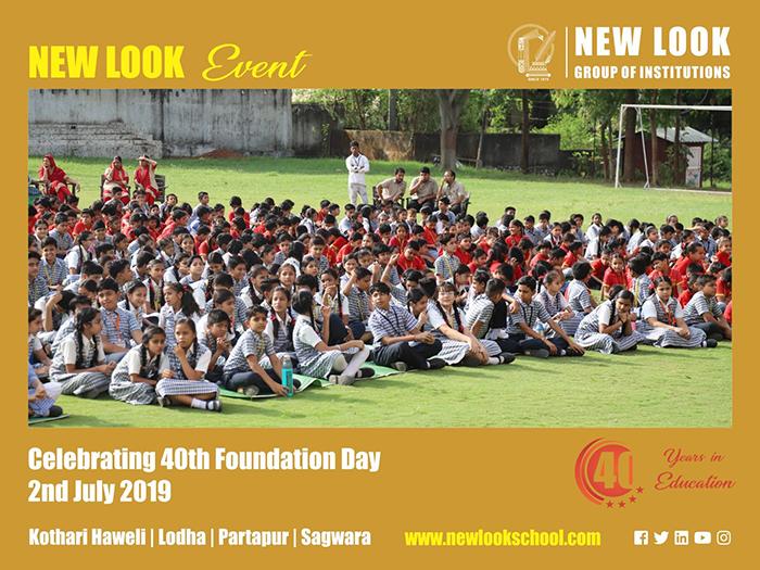 Celebrating 40th Foundation Day 2nd July 2019