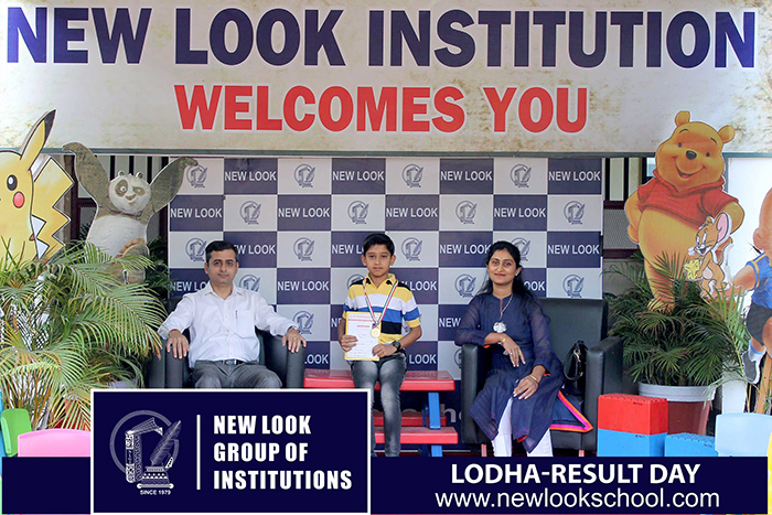 RESULTS DAY - LODHA 2018-2019