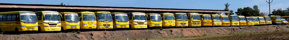 CONVEYANCE - Bus - New Look School Banswara