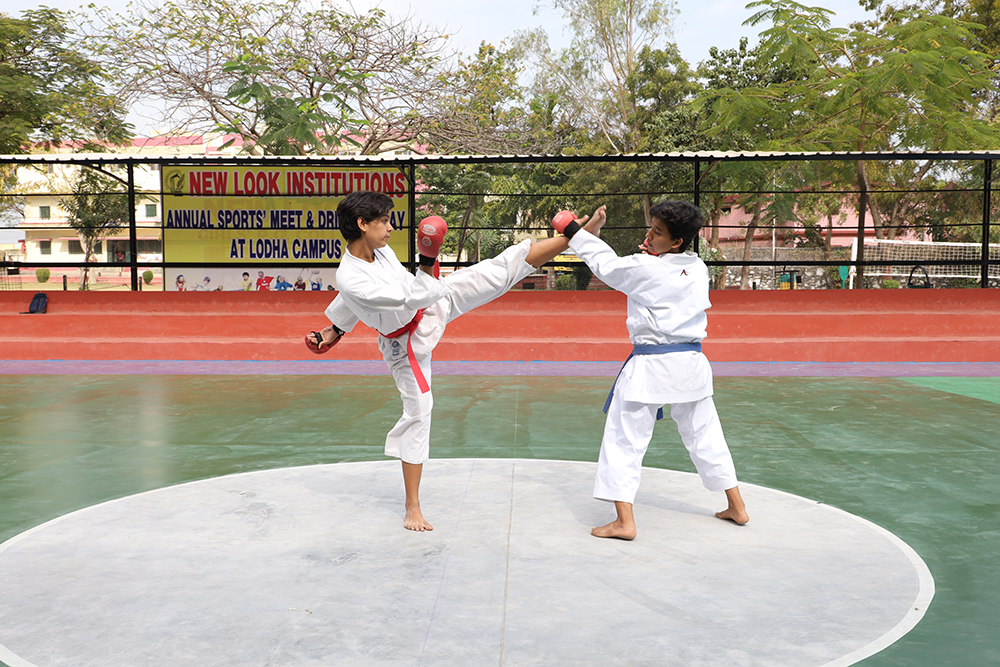 Karate-New-Look-School