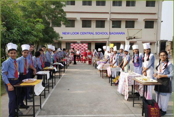 Best CBSE School in Sagwara - New Look School