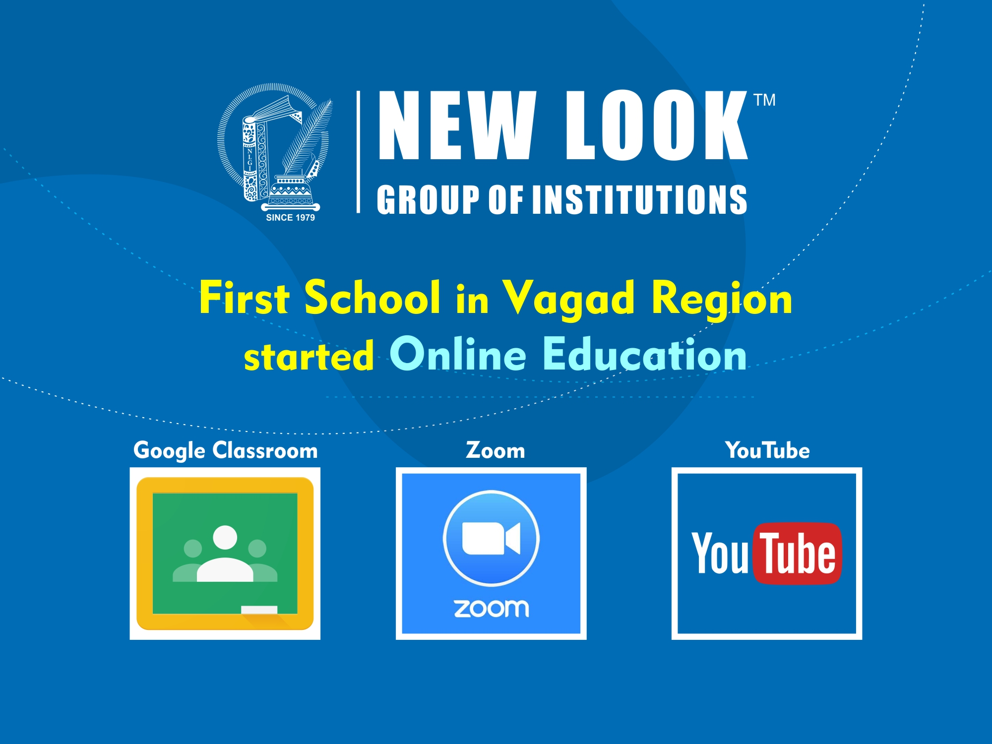 New Look Online Education