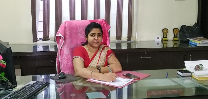 Varsha Madam New Look School -sagwara