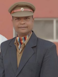Third OFFICER LALIT KUMAR PAL