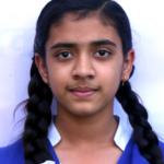 BHAVI SONI - - Best CBSE School Standard 10 Toppers New Look School