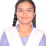 PARIDHI JAIN - Best CBSE School Standard 12 Science Toppers New Look School