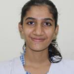 Preksha Jain - Best CBSE School Standard 10 Toppers New Look School
