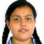 RISHIKA SONI - - Best CBSE School Standard 10 Toppers New Look School