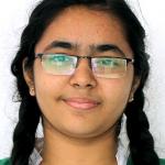 VANSHIKA TRIVEDI - Best CBSE School Standard 12 Science Toppers New Look School